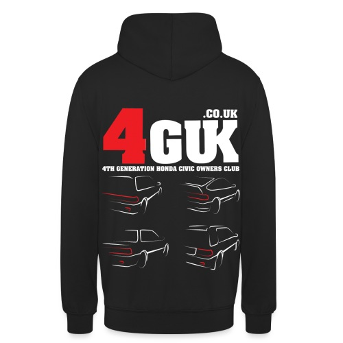 4GUK Hoodie - Unisex Hoodie