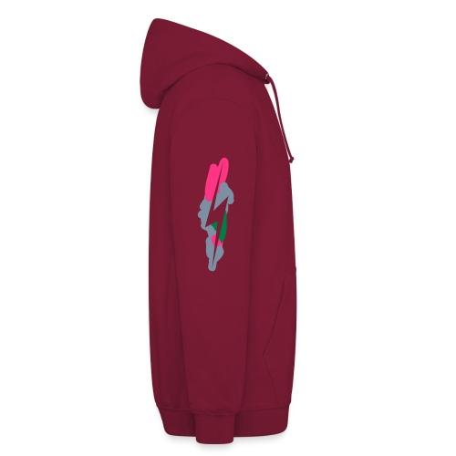 leggingseclair - Sweat-shirt à capuche unisexe