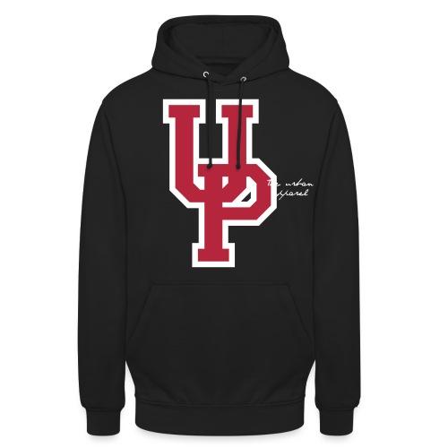 UP College - Felpa con cappuccio unisex
