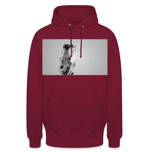 Art et Design - Sweat-shirt à capuche unisexe