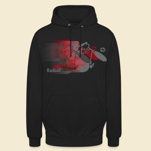Radball | Earthquake Red - Unisex Hoodie