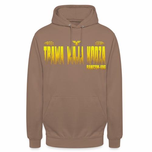 KNG JN - Sweat-shirt à capuche unisexe