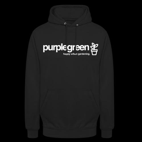 purplegreen classic - Unisex Hoodie