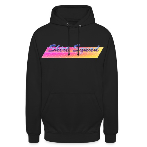 80's Shirt Squad - Unisex Hoodie