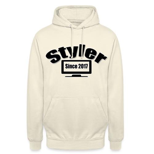 Styler Designer Kleding - Hoodie unisex