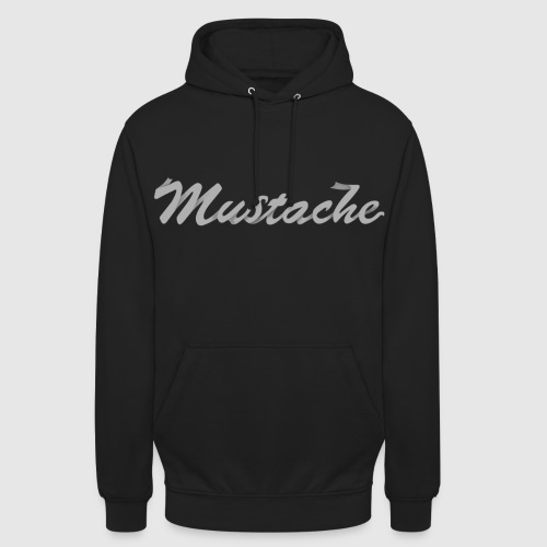 White Lettering - Unisex Hoodie
