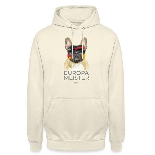 Europameister Deutschland - Unisex Hoodie