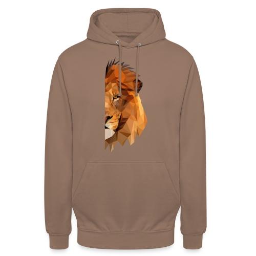 LION - MINIMALISTE - Sweat-shirt à capuche unisexe