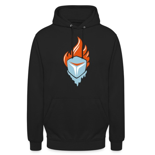 Fire and Ice 3C - Unisex Hoodie