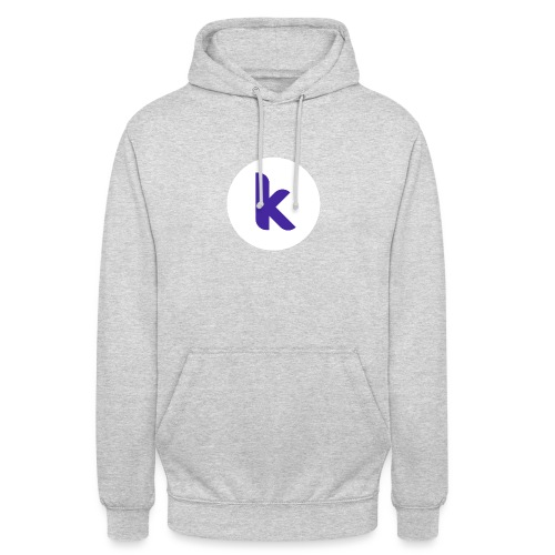 Classic Rounded Inverted - Unisex Hoodie