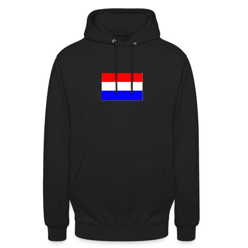 vlag nl - Hoodie unisex