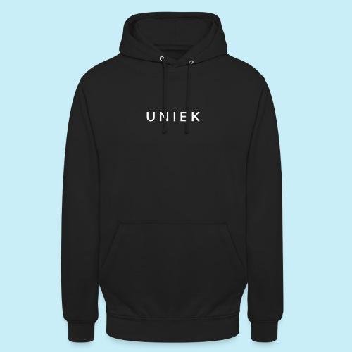 Uniek - Sweat-shirt à capuche unisexe