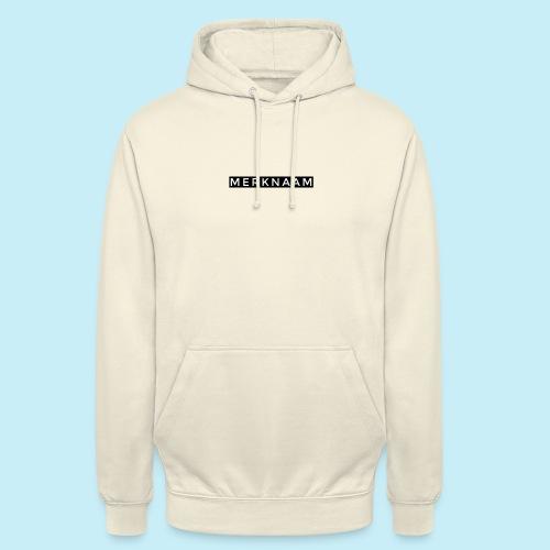 marque - Sweat-shirt à capuche unisexe