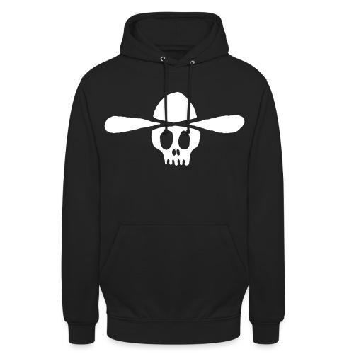 Totenkopf Kauboi - Unisex Hoodie