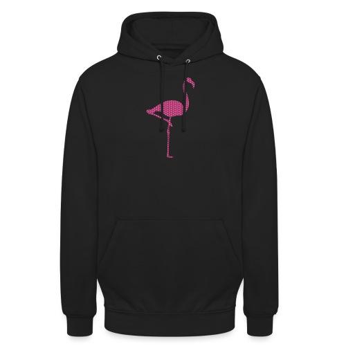 Flamingo Pink - Unisex Hoodie