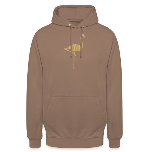 Flamingo Gold - Unisex Hoodie