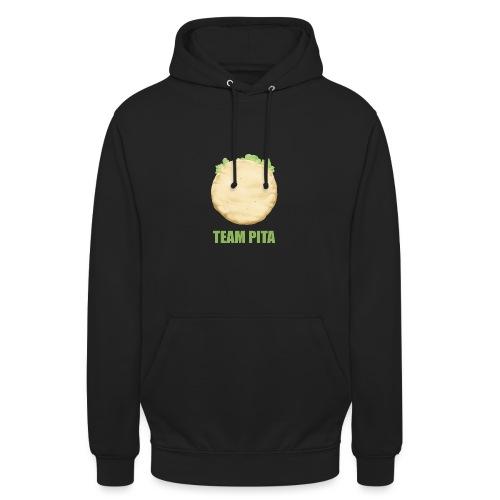 4392392 13107068 team pita green copy o - Unisex Hoodie