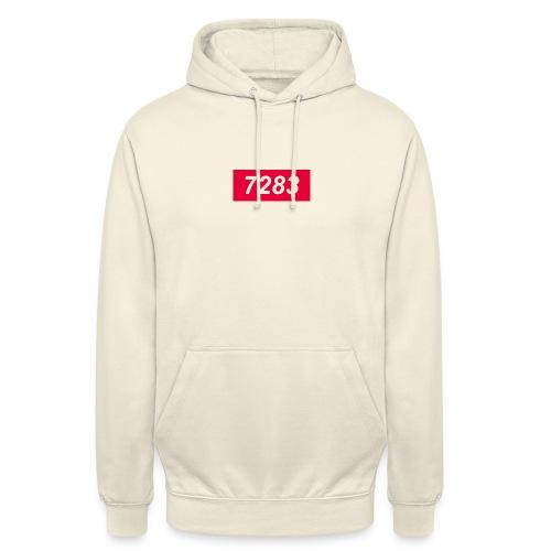 7283-Red - Unisex Hoodie