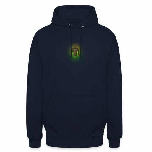 1980's Bigfoot Glow Design - Unisex Hoodie