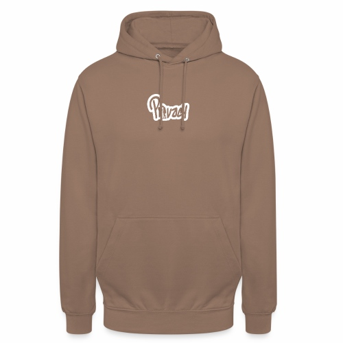 Privacy - Sweat-shirt à capuche unisexe