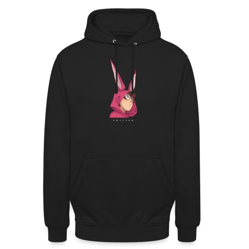 Young Bunny Man - Unisex Hoodie