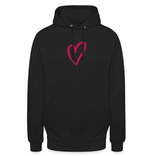 hartje03 - Sweat-shirt à capuche unisexe