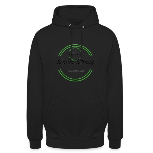 Scolio Strong - Unisex Hoodie