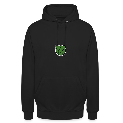 BAER grün - Unisex Hoodie