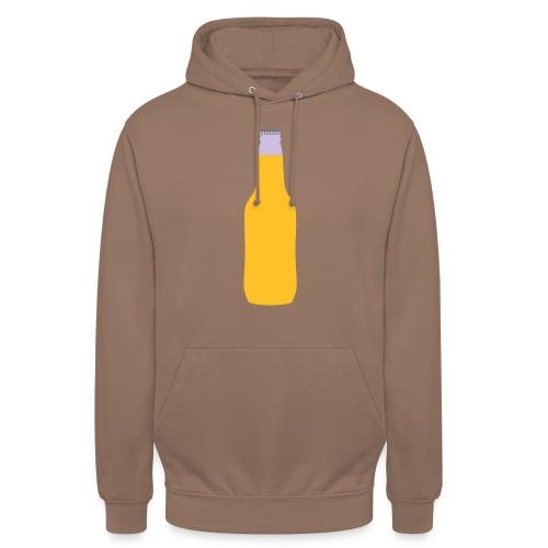 Bierflasche - Unisex Hoodie