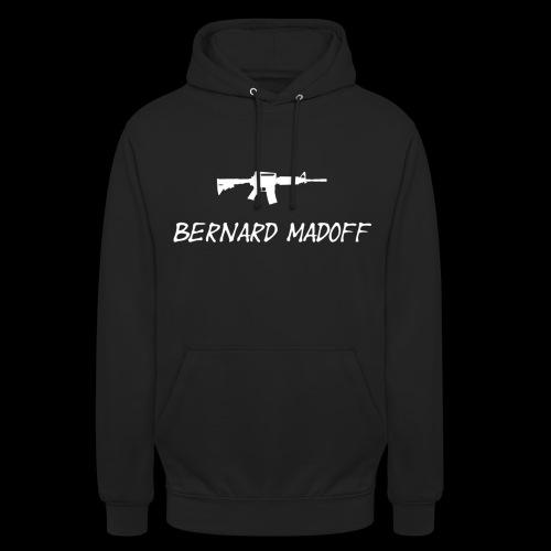 Bernard Madoff - Hættetrøje unisex