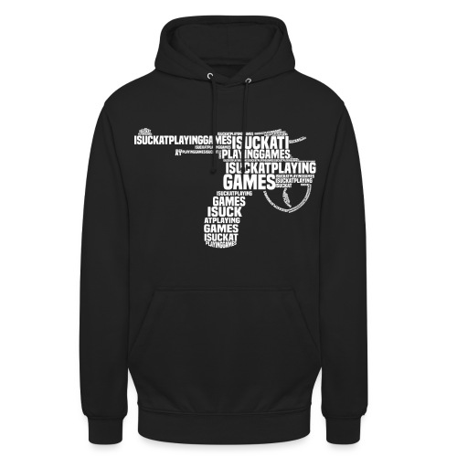 i s*ck at games - Unisex Hoodie