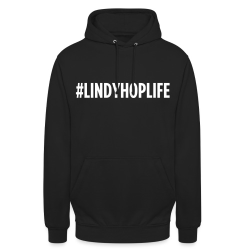 Lindyhoplife - Sweat-shirt à capuche unisexe