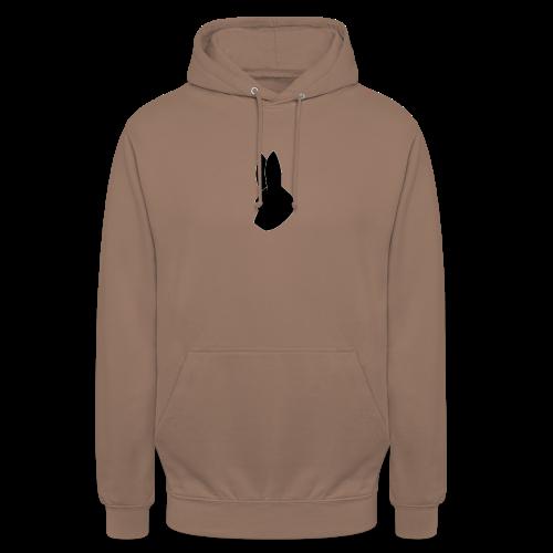 Rabbit - Sweat-shirt à capuche unisexe