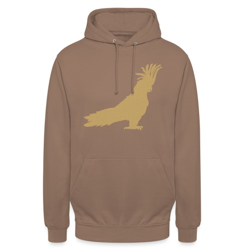 Papagei Gold - Unisex Hoodie