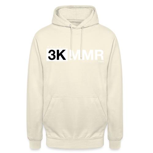 3K mmr black - Unisex Hoodie