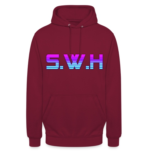 SWH Virtual Reality Logo - Unisex Hoodie