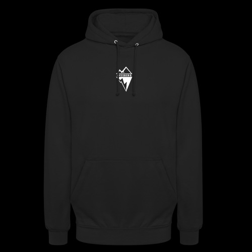Eyesberg Tshirt Noir - Sweat-shirt à capuche unisexe