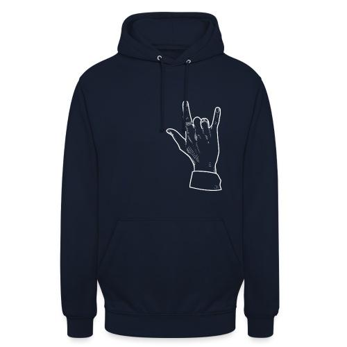 Hand JK BoyWithLuv - Unisex Hoodie
