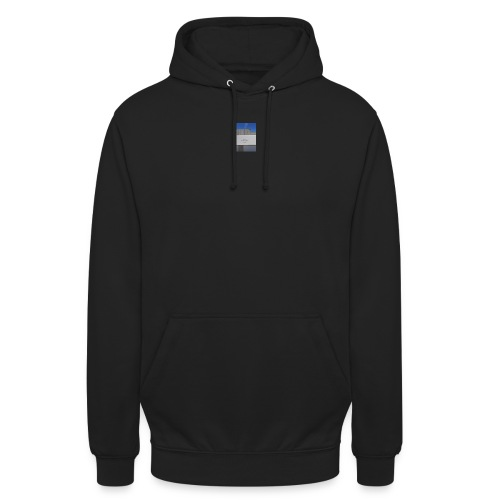 thewall design - Sweat-shirt à capuche unisexe