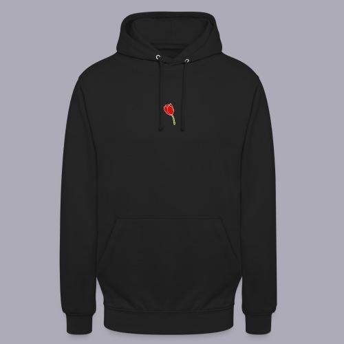 Tulip Logo Design - Unisex Hoodie