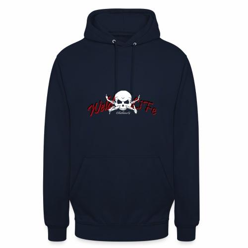 WLC logo - Sweat-shirt à capuche unisexe