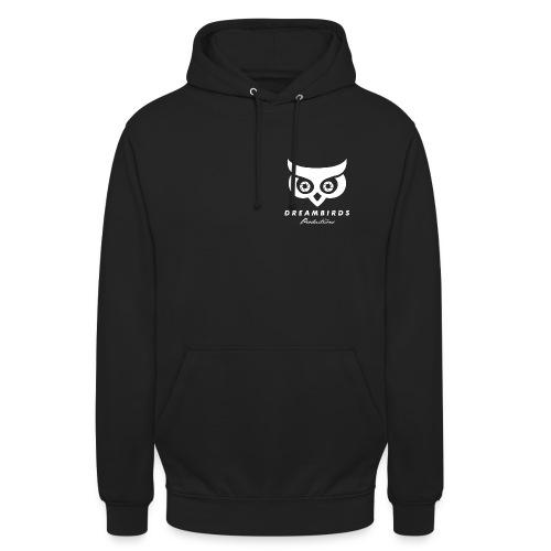 Logo2017 W png - Unisex Hoodie