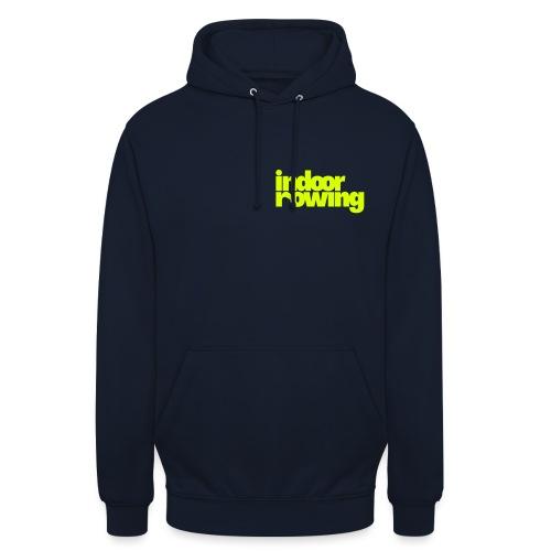 indoor rowing - Unisex Hoodie