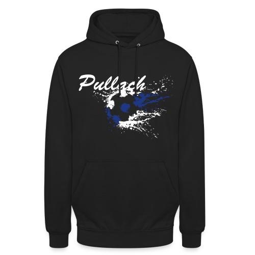 Pullach Weiss Blau - Unisex Hoodie