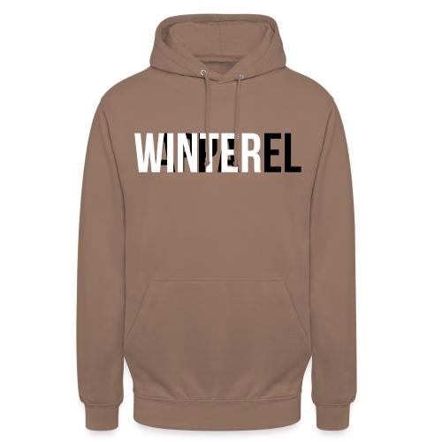 Winter Apparel Logo - Hættetrøje unisex