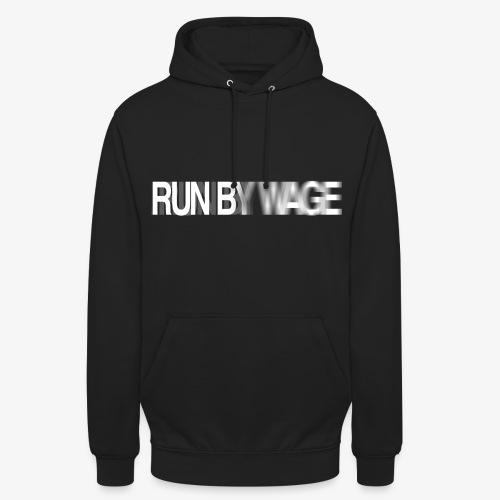 Run By Wage - Unisex Hoodie