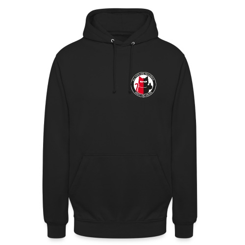 Kratz The Police Red - Unisex Hoodie