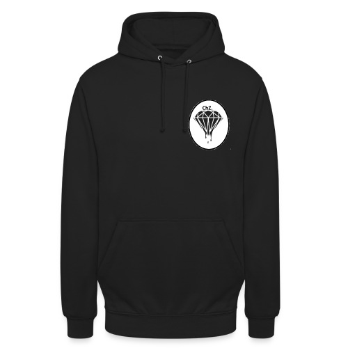 ChZ logo5 - Unisex Hoodie