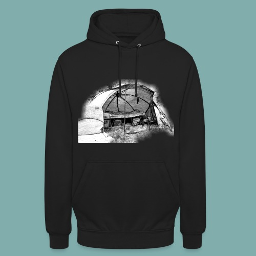 Home of carpfishing - Unisex Hoodie
