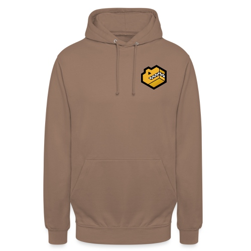 Gold Logo - Unisex Hoodie